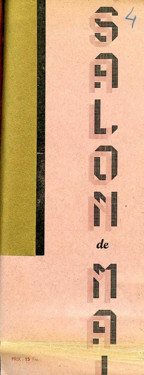 Lien vers le catalogue de 1947 © Documentation Musée des Beaux-Arts. Mairie de Bordeaux