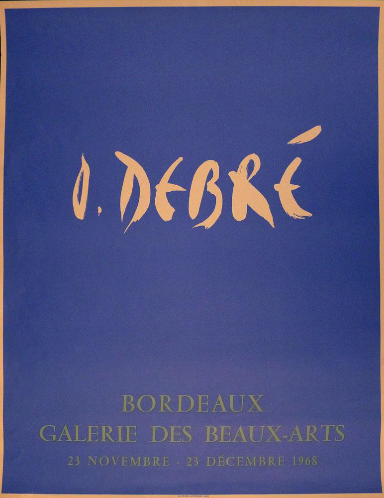 Lien vers l'image de l'affiche de l'exposition de 1968