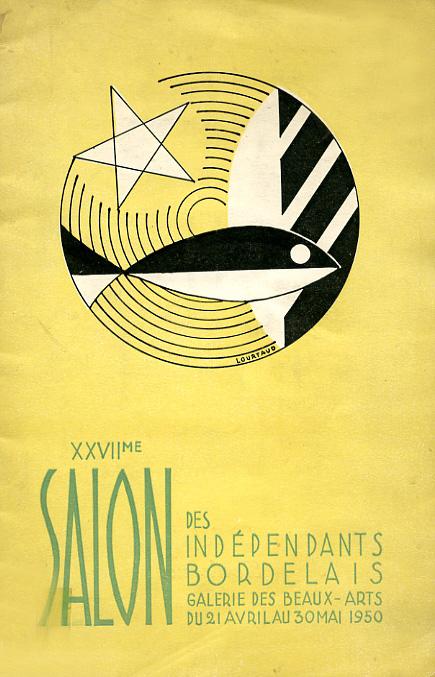 Lien vers le catalogue du salon des Artistes Indépendants Bordelais 1950