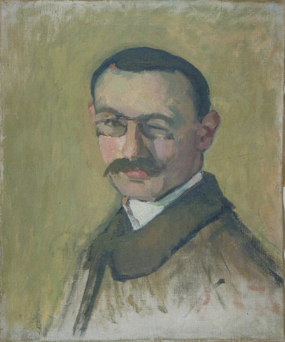 Autoportrait par Albert Marquet