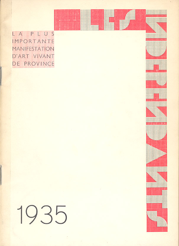 Lien vers le catalogue du salon des Artistes Indépendants Bordelais, 1935