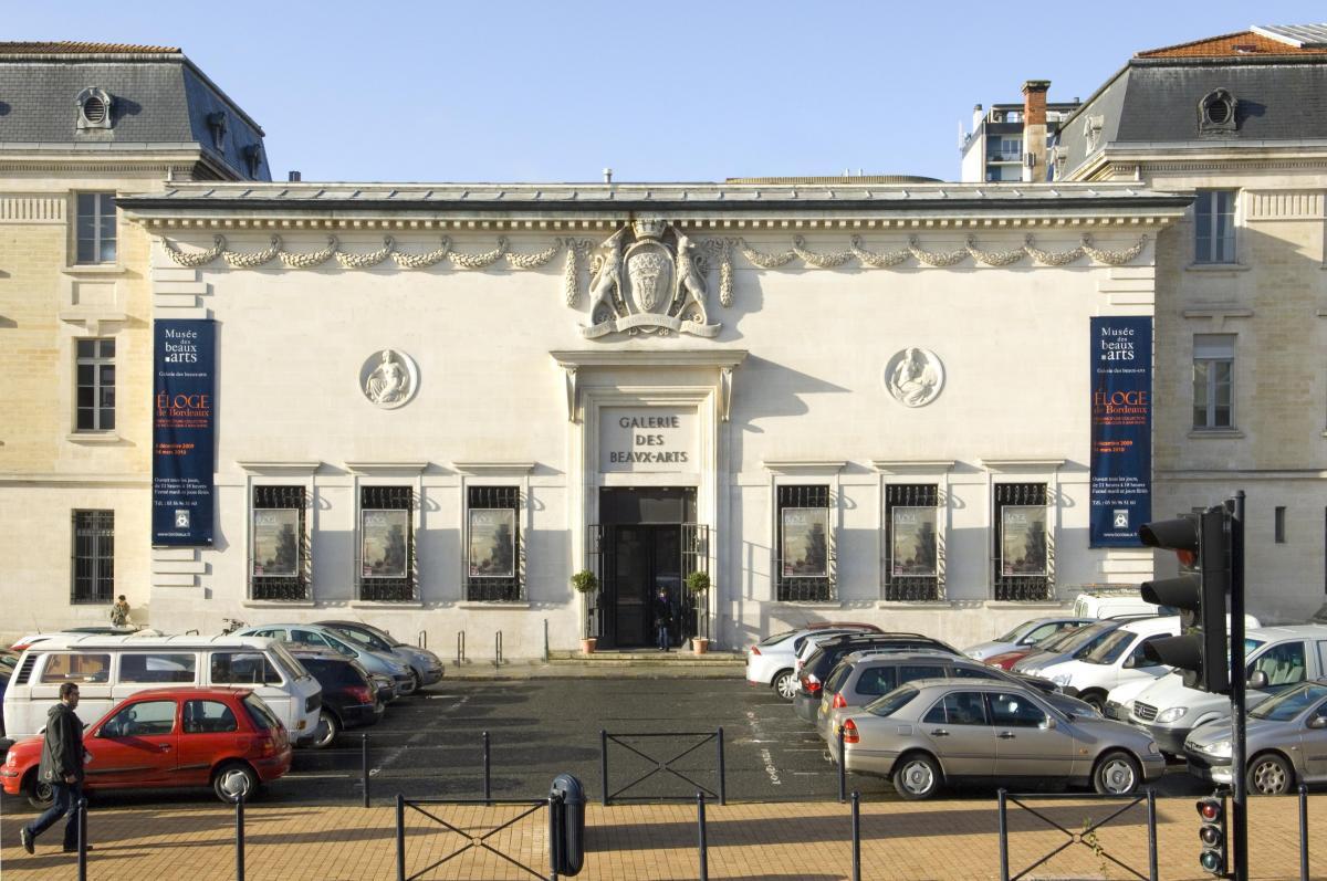 Galerie des Beaux-Arts © Musée des Beaux-Arts-mairie de Bordeaux. Cliché F.Deval
