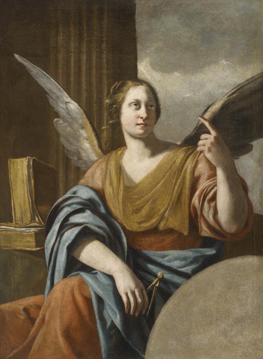 """Jacques de Lestin, """"L'Astronomie """" © Musée des Beaux-Arts-mairie de Bordeaux. Cliché F.Deval"""