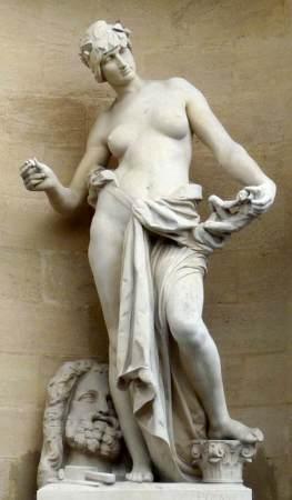 La sculpture. P.Granet.1896.© 2013 Nella Buscot