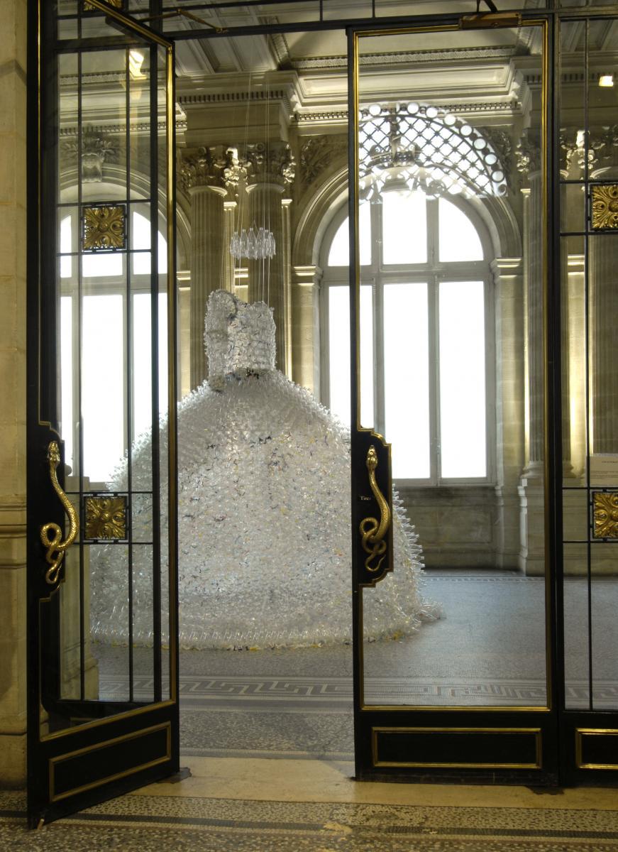 Portes du hall nord © Musée des Beaux-Arts-mairie de Bordeaux. Cliché F.Deval