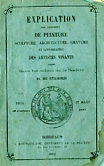 Lien vers la copie PDF image du catalogue de la Société des Amis des Arts de Bordeaux, 1881