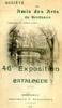 Lien vers la copie PDF image du catalogue de la Société des Amis des Arts de Bordeaux, 1898