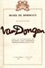 Lien vers la documentation de l'exposition Van Dongen, Bordeaux, 1943-1944