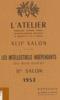 Lien vers le catalogue du salon de L'Atelier, 1952