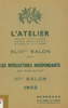Lien vers le catalogue du salon de L'Atelier, 1953