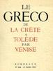 Lien vers la documentation de l'exposition de 1953, Le Greco