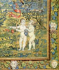 Lien vers la couverture du catalogue de l'exposition Tapisseries : Maisons Royales d'Espagne, 1968