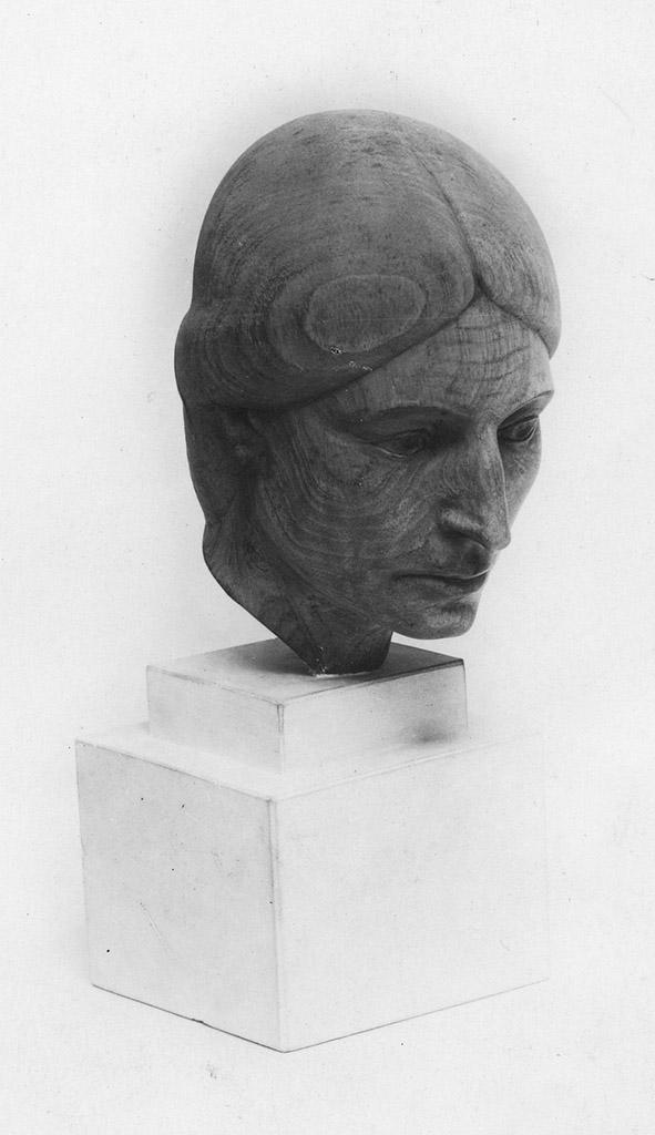 Image : Alexandre Callède - Mélina - 1922. Collection particulière