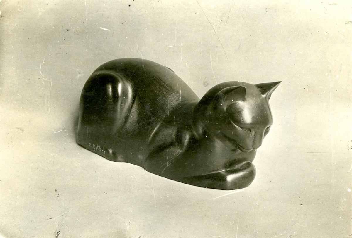 Alexandre Callède-1931. Collection particulière