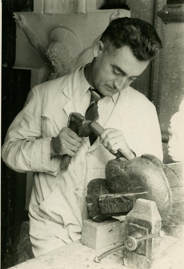 Alexandre Callède-1941. Collection particulière