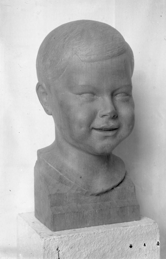 Alexandre Callède. Jeune Garçon, 1941. Collection particulière