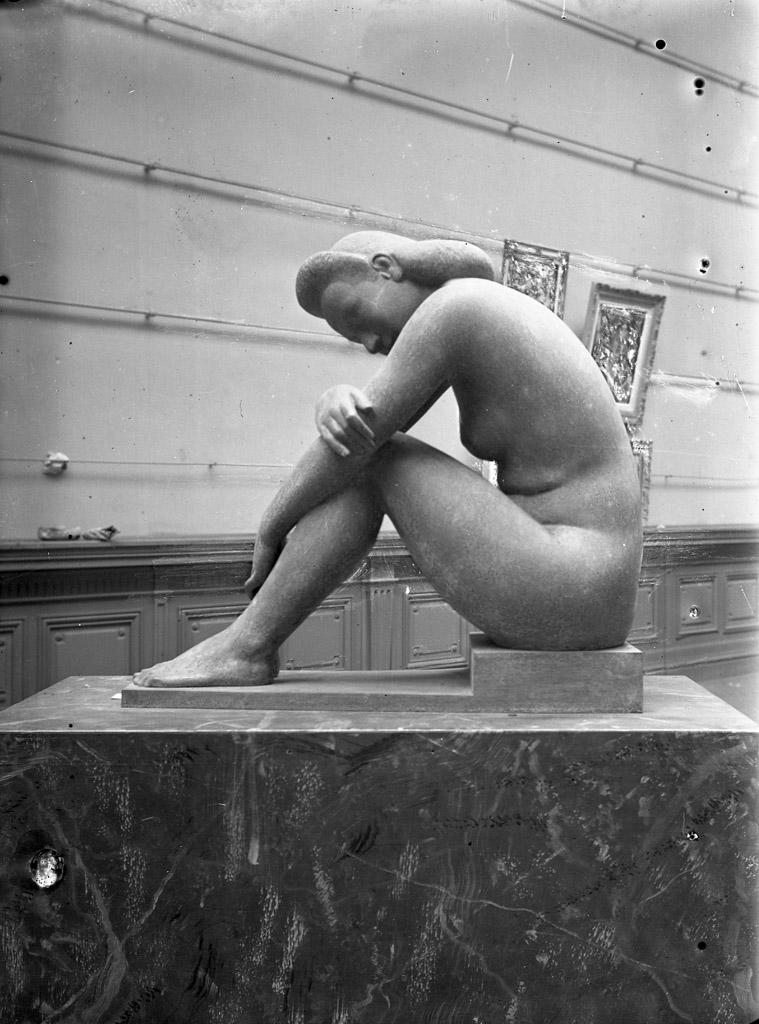 Alexandre Callède. Nu, 1944-1945. Collection particulière