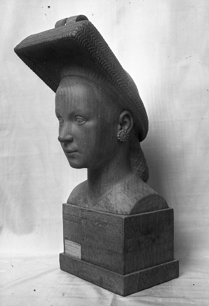 Alexandre Callède. Nizette, 1943. Collection particulière