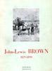 Lien pour lire ou télécharger le catalogue de l'exposition J.-L. Brown - 1953
