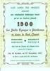 """Lien vers la documentation de l'exposition """"1900 : La Belle Epoque à Bordeaux"""", 1957 © Documentation du Musée des Beaux-Arts. Mairie de Bordeaux"""
