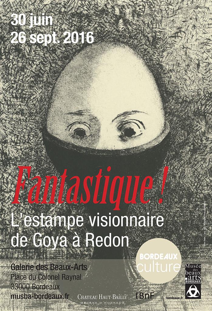 Lien vers la documentation de l'exposition Fantastique ! - Bordeaux, Musée des Beaux-Arts, 2015-2016