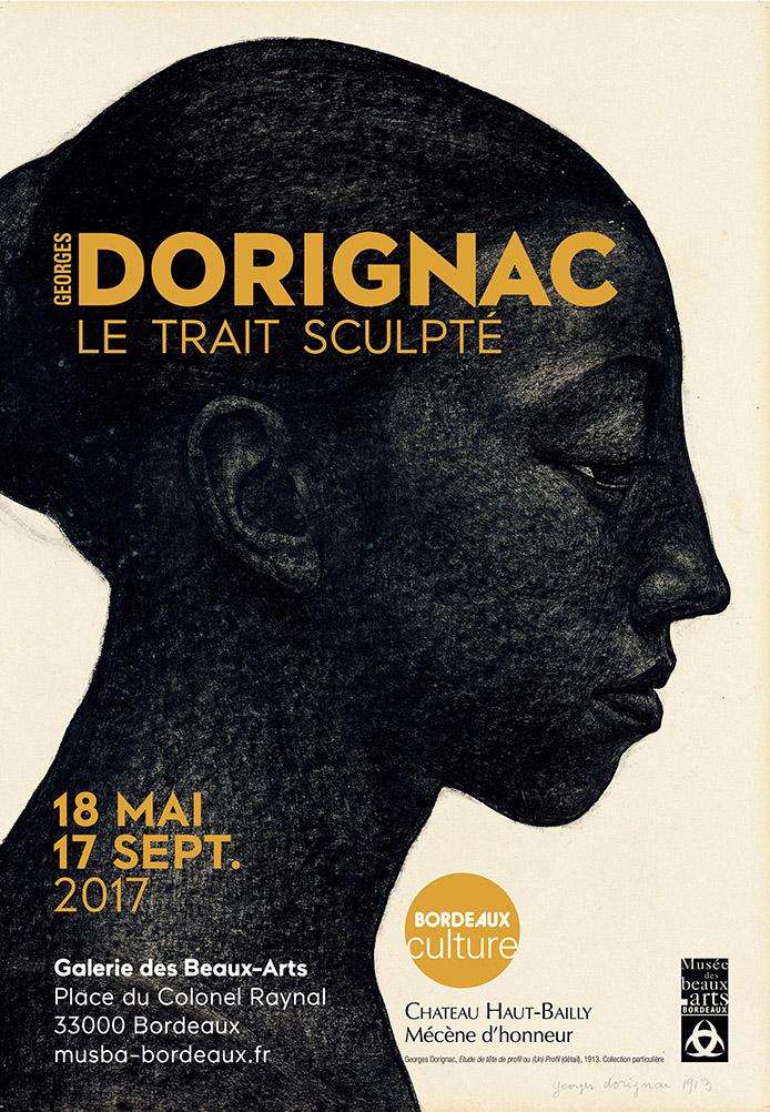 Lien vers la documentation de l'exposition Dorignac. Bordeaux, Musée des Beaux-Arts, 2017