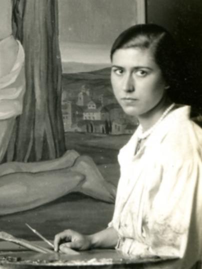 Odette Boyer-Chantoiseau - Musée des Beaux-Arts-Mairie de Bordeaux