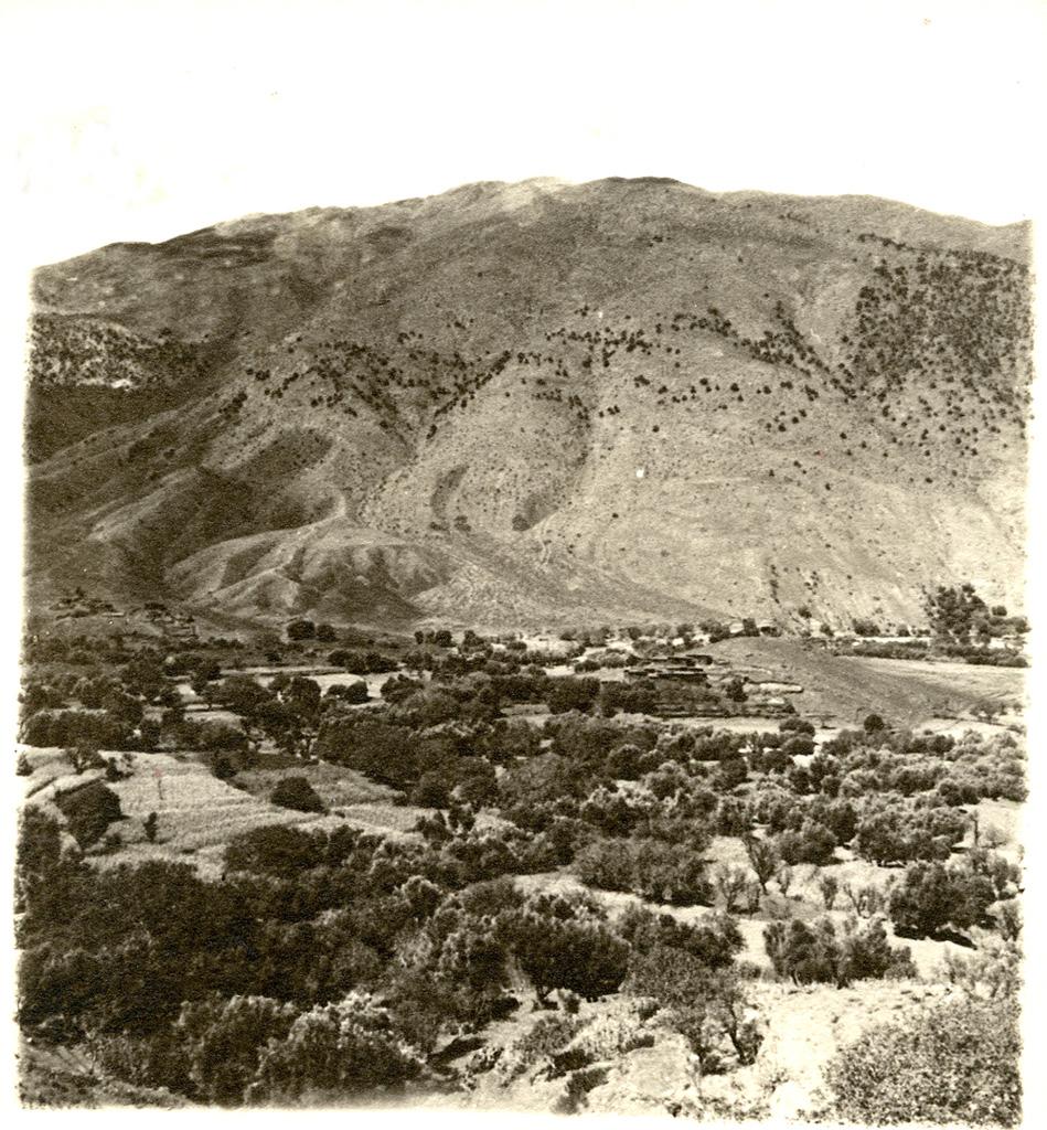 Odette Boyer-Chantoiseau. Maroc, 1934. Collection particulière