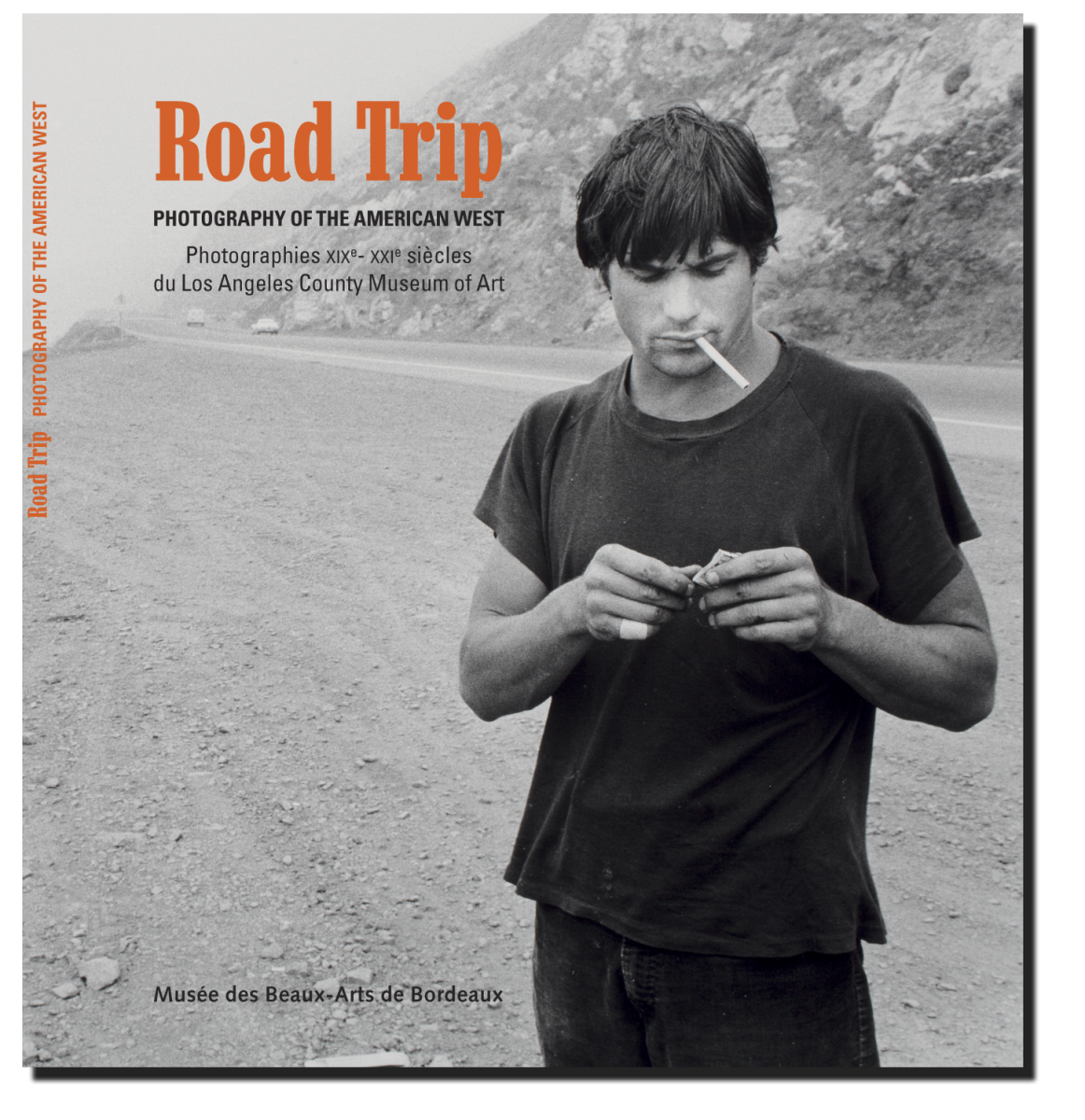 Couverture du catalogue de l'exposition Road Trip - Bordeaux, 2014