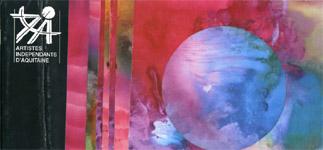 Lien vers le catalogue du 70e salon des Artistes indépendants