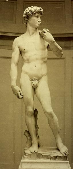 Image : David,  Michel Ange. Photographie Documentation du musée des Beaux-Arts de Bordeaux. Fonds Laparra