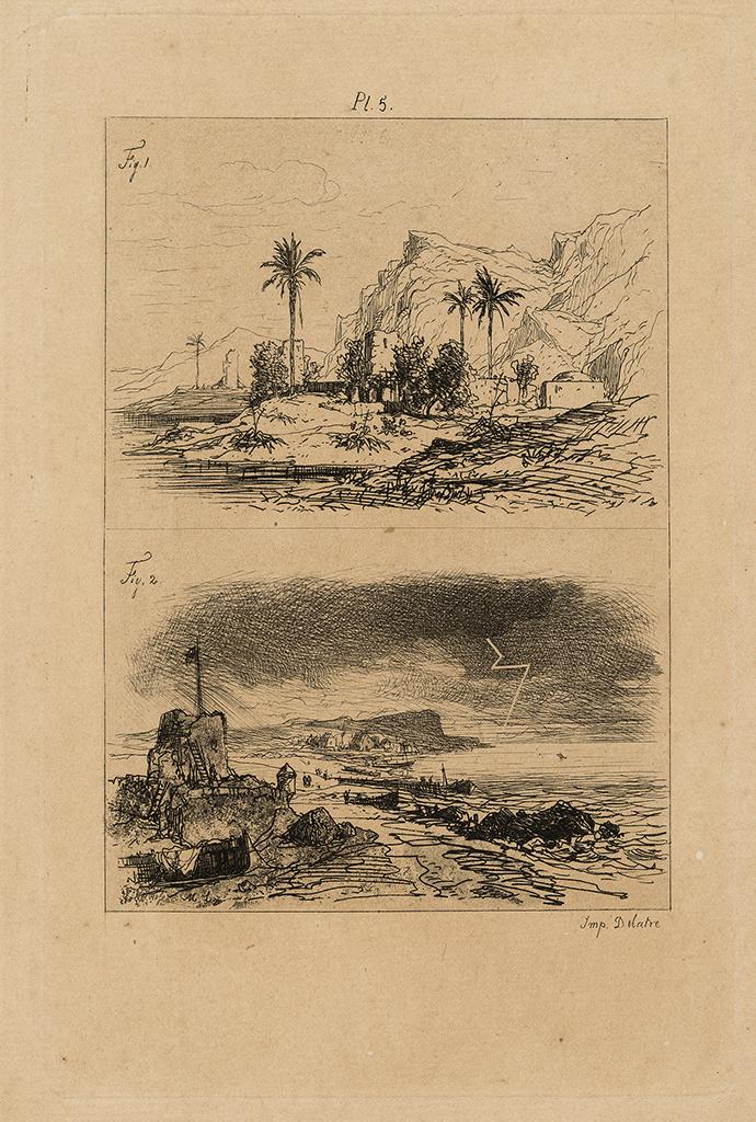 Lien agrandir l'image  : Traité de la gravure, planche 5. Maxime Lalanne. Bordeaux, musée des Beaux-Arts. Serge Fernandez