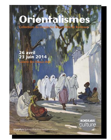 Lien pour télécharger le document de présentation de l'exposition Orientalismes (format PDF)