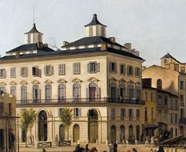 Détail : L'Hôtel Fenwick