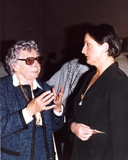 Image : Madame Jeanne Schnegg au musée des Beaux-Arts de Bordeaux, 1986