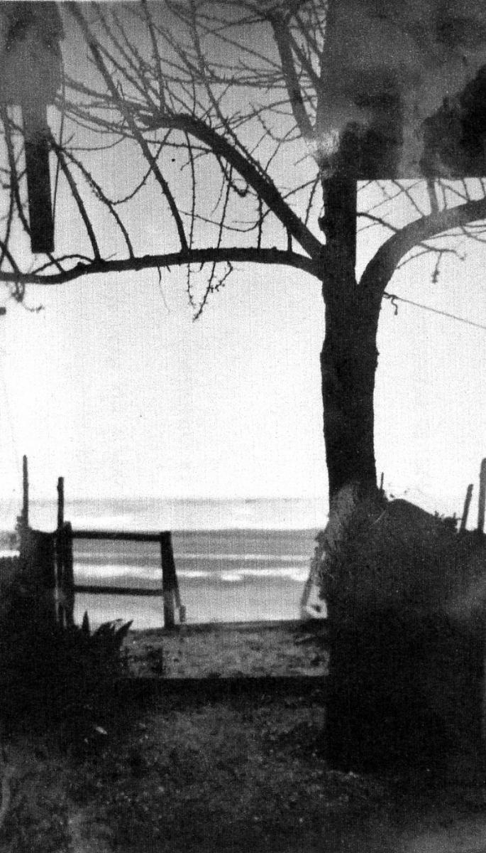 Odette Boyer-Chantoiseau. Le Bassin d'Arcachon, 1933. Collection particulière