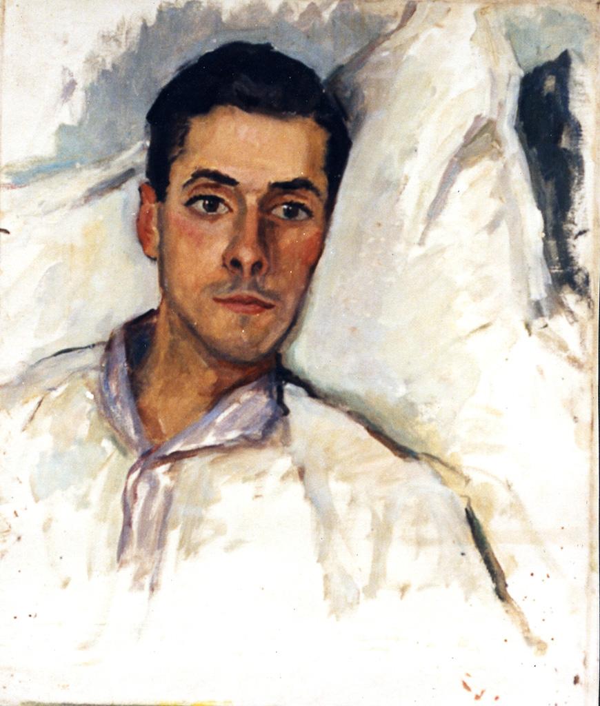 Odette Boyer-Chantoiseau. Raymond Chantoiseau, 1931. Collection particulière
