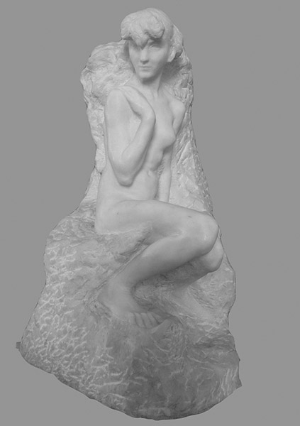 Image : Galatée, Paris, musée Rodin
