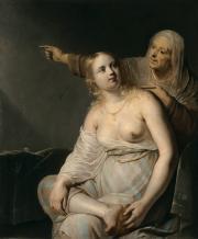 """Image de """"Bethsabée au bain""""©Musée des Beaux-Arts-mairie de Bordeaux. Cliché L. Gauthier"""