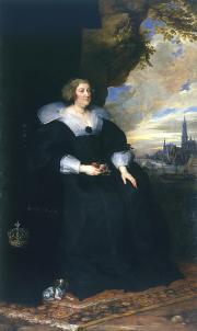 """Image de """"Portrait de Marie de Médicis""""© Musée des Beaux-Arts-mairie de Bordeaux. Cliché L. Gauthier"""