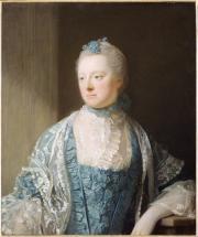 """Image de """"Portrait de la comtesse Elisabeth de Salisbury""""©  Musée des Beaux-Arts-mairie de Bordeaux. Cliché L. Gauthier"""