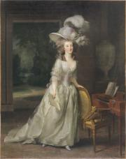 """Image de """"Frédérique Louise Wilhemine, Princesse d'Orange-Nassau"""" © Musée des Beaux-Arts-mairie de Bordeaux. Cliché L. Gauthier"""