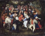 """Image de """"La danse de noces""""© Musée des Beaux-Arts-mairie de Bordeaux. Cliché L.Gauthie"""
