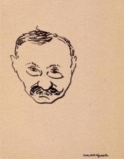 Autoportrait aux bésicles © Musée des Beaux-Arts-mairie de Bordeaux. Cliché F.Deval