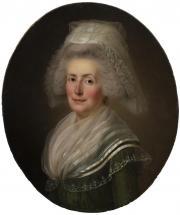 Don de la Société des Amis du musée des Beaux-Arts de Bordeaux – Adolf Ulrik Wertmüller – Portrait de Madame Paul Nairac