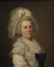 Don M. et Mme de Luze Adolf Ulrik Wertmuller - Portraits de M. et Mme Baour
