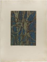 Eau tropicale. Jean Claue Raynal © Musée des Beaux-Arts-mairie de Bordeaux. Cliché F.Deval