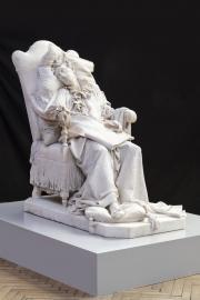 Carnielo, <i>Mozart expirant</i> © Musée des Beaux- Arts, Photo F. Deval