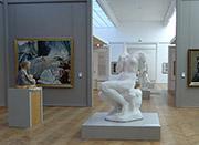 Image : Salle 4, aile nord du musée des Beaux-Arts de Bordeaux