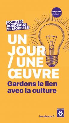 Un jour, une œuvre, Ville de Bordeaux